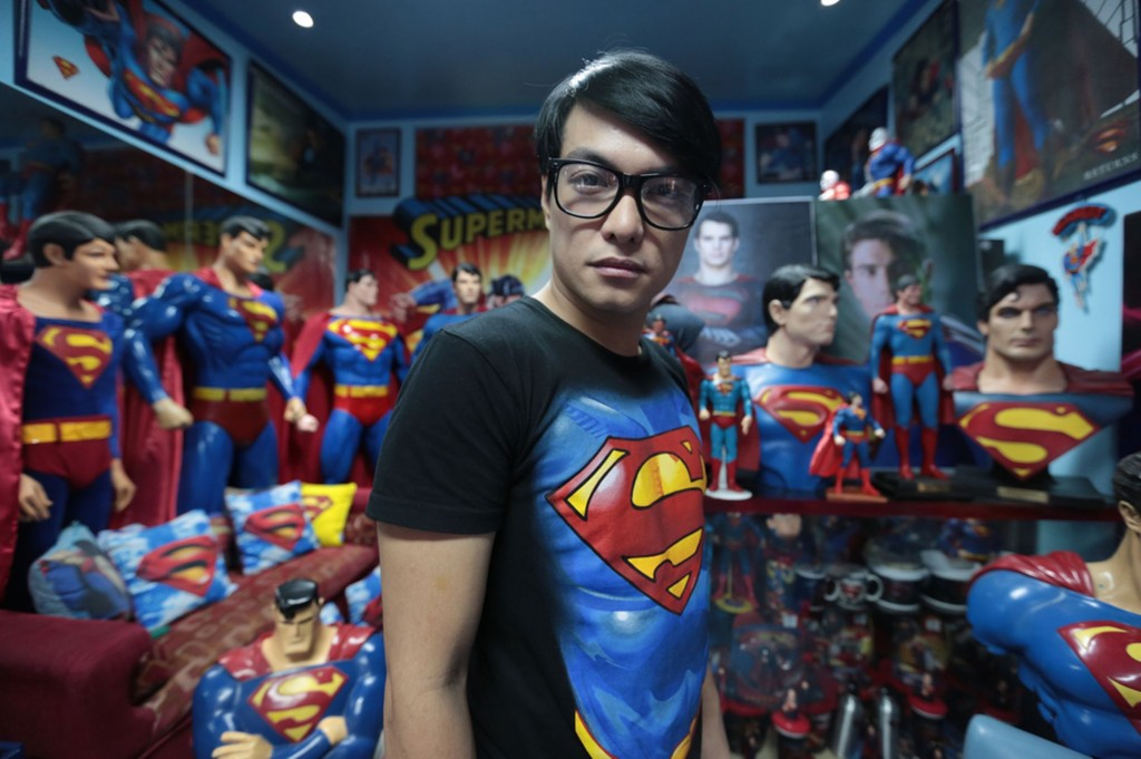 Herbert Chavez - Superman - Surgery - With Collection