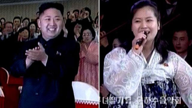 Hyon Song-wol - Kim Jong-un executes singer Older pic