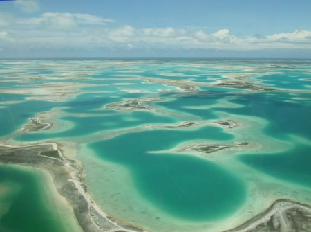 Kiribati - Sand Bars - Global Warming Victim - Climate Change