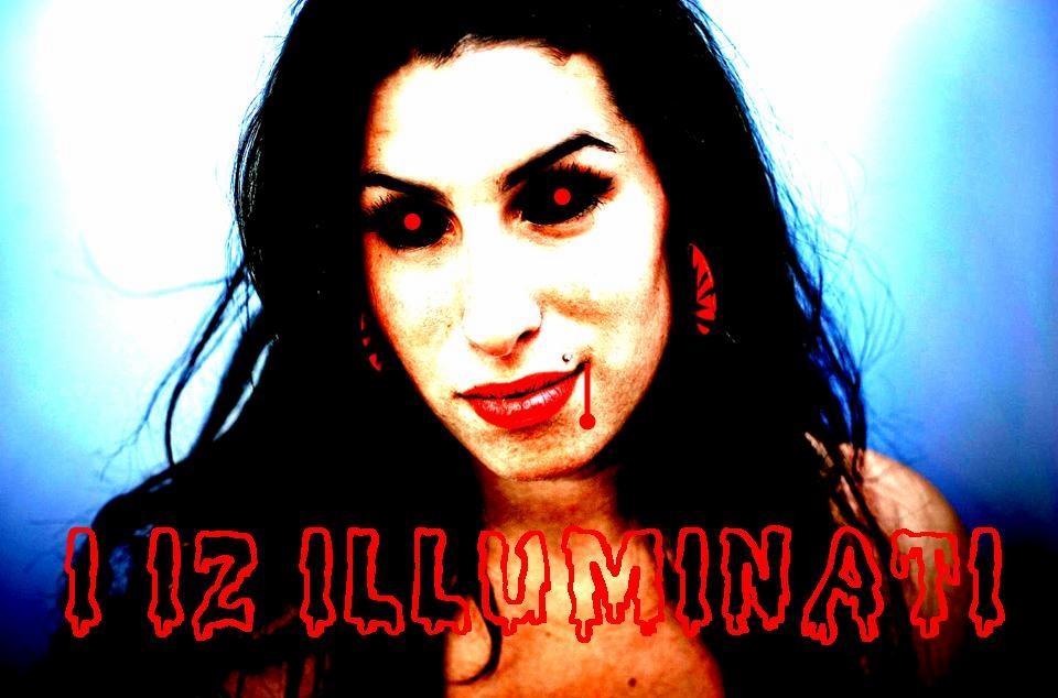 Amy Winehouse - Illuminati - 27 Club - Murder- Sacrifice