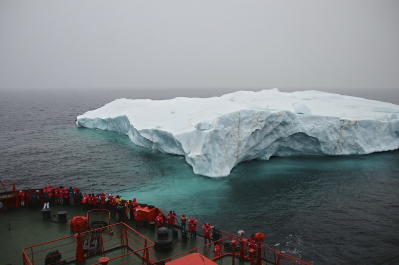 Arctic Voyage  - 2013 - Photo Collection - Iceberg