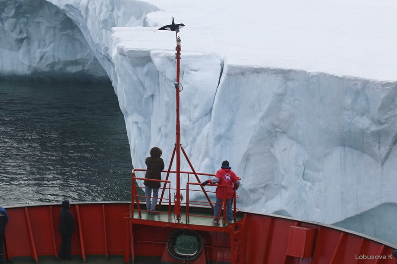 Arctic Voyage  - 2013 - Photo Collection - Viewing Platform