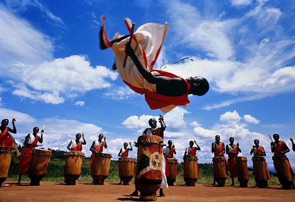 Burundi - Tutsi - Hutu - History - Dance