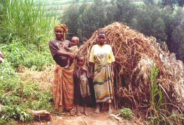 Burundi - Tutsi - Hutu - History - Twa