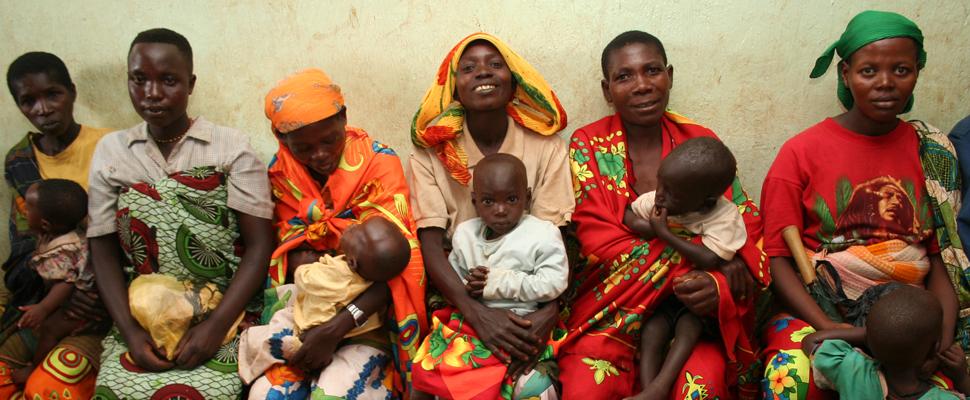 Burundi - Tutsi - Hutu - History - Women