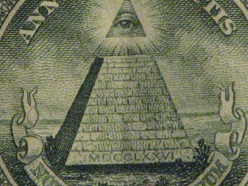 FCC - Illuminati Money Symbol