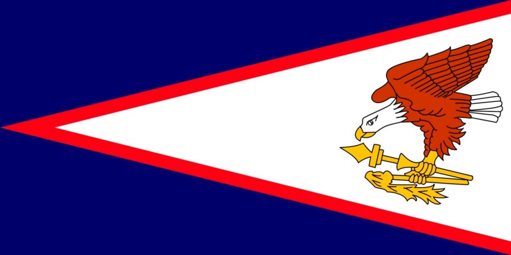 Flags Of The World - American Samoa