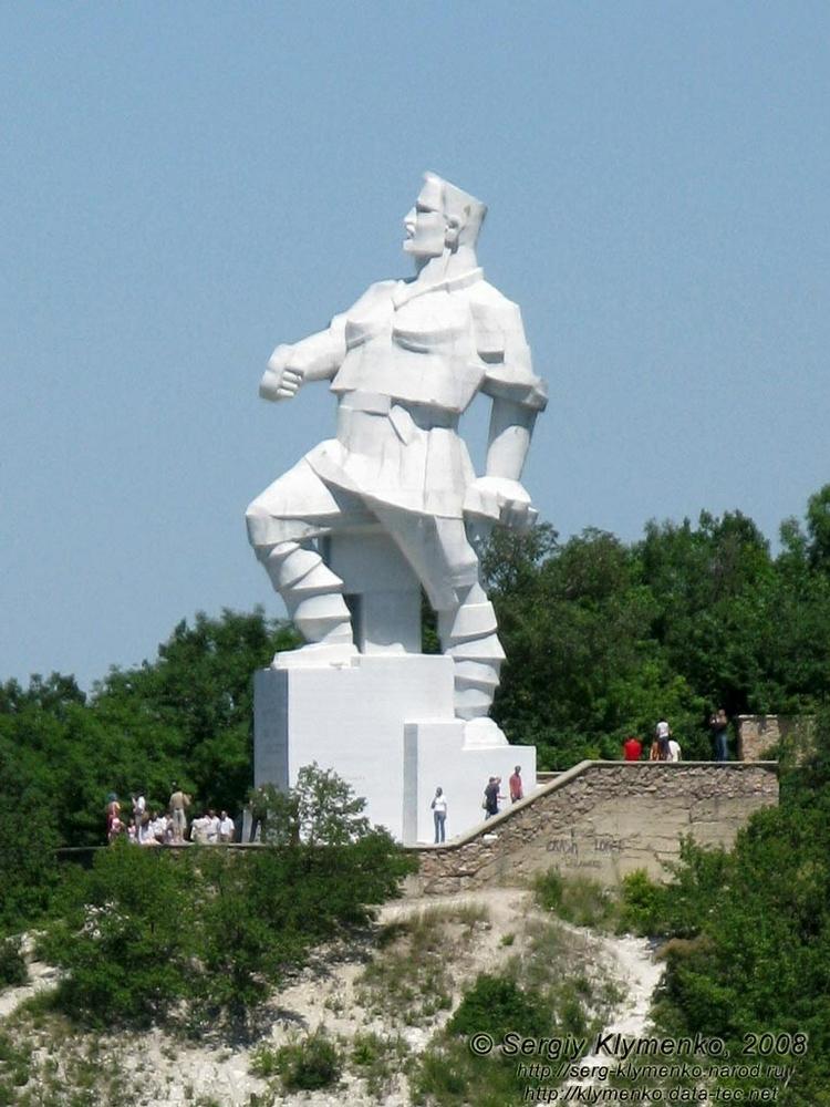 Artem Sergeev - Russian - Cubist Statue
