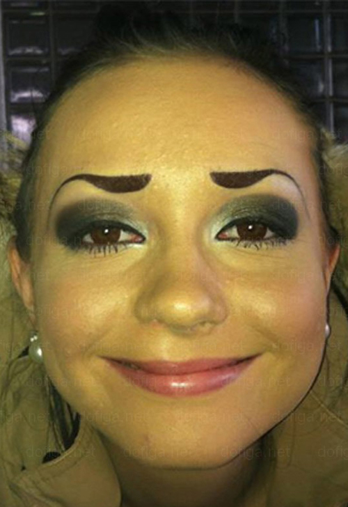 Eyebrows - Weird Bad Ugly - Favourite