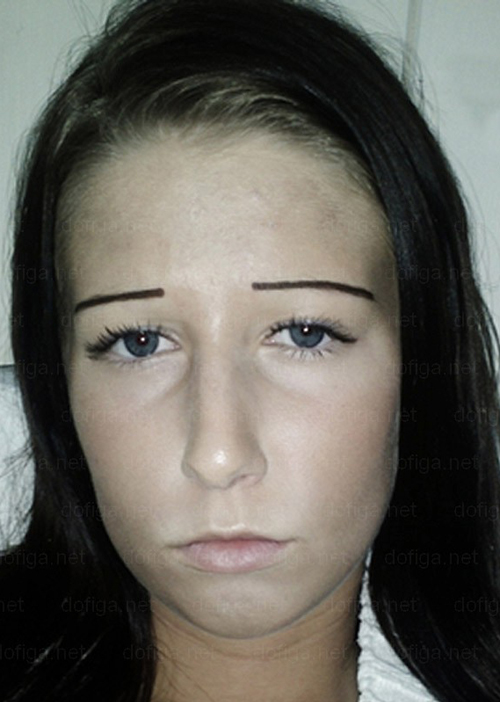 Eyebrows - Weird Bad Ugly - Flat 2
