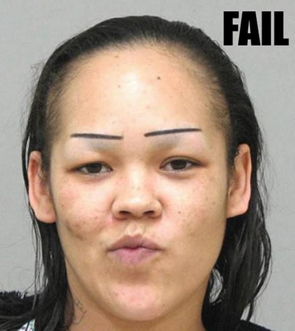 Eyebrows - Weird Bad Ugly - Flat