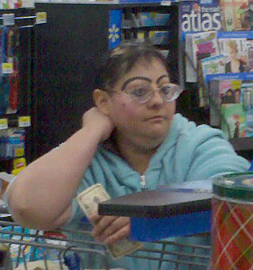 Eyebrows - Weird Bad Ugly - Walmart
