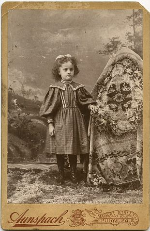 Hidden Mother Photographs - Victorian - carpet man