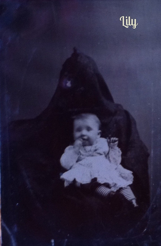 Hidden Mother Photographs - Victorian - death
