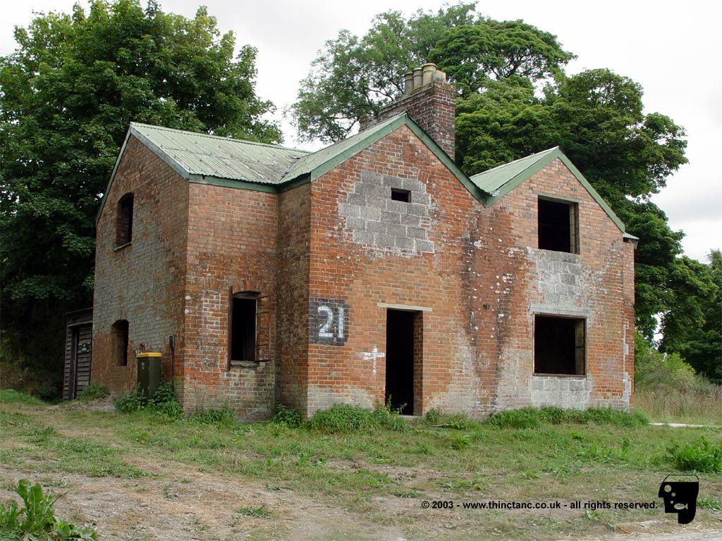 Imber Village Wiltshire - Abandoned - Army training 2