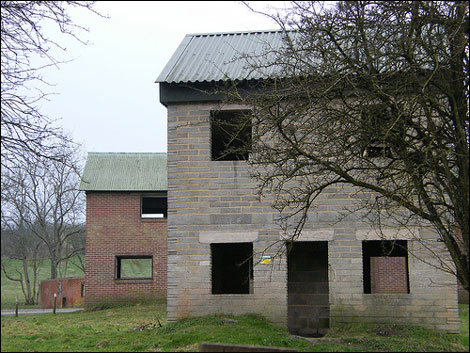 Imber Village Wiltshire - Abandoned - Army training