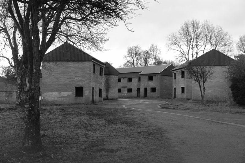 Imber Village Wiltshire - Abandoned - MOD
