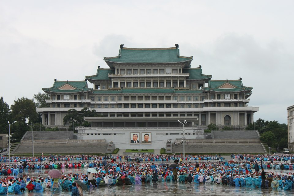 Inside North Korea - Palace