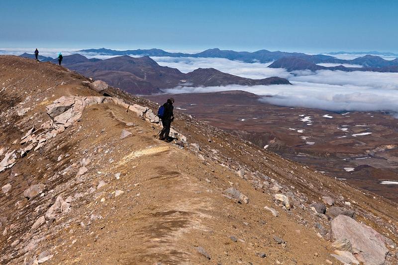 Kamchatka - Terrain