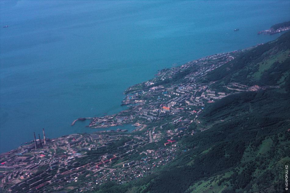 Kamchatka - Town