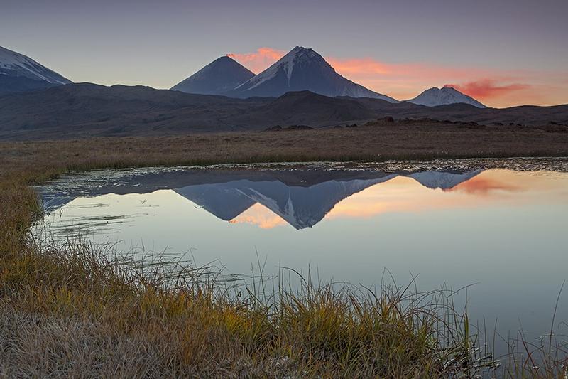 Kamchatka - Volcano 3 together