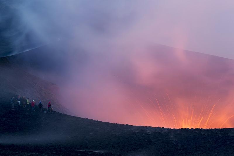 Kamchatka - Volcano Lava 2