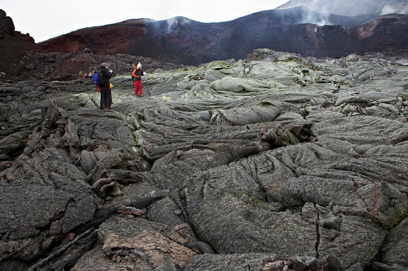 Kamchatka - Volcano Lava