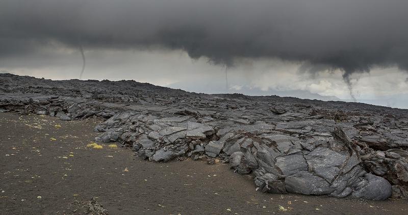 Kamchatka - Volcano Pyro