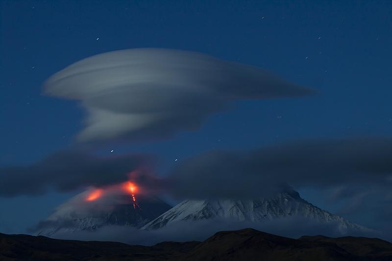 Kamchatka - Volcano