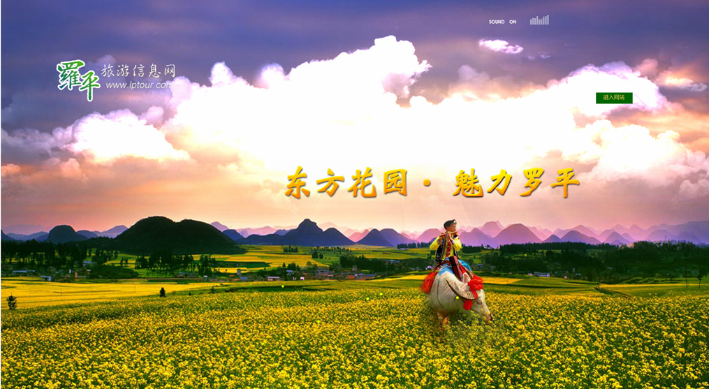 Ocean of flowers - Luoping - China - Screen shot