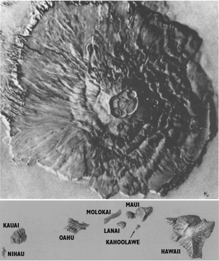 Olympus Mons - Biggest Volcano - Compared to Hawaii