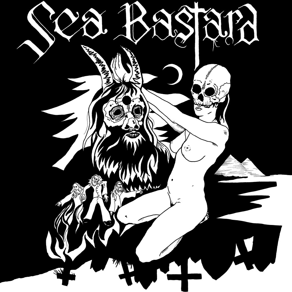 Sea-Bastard Album Cover