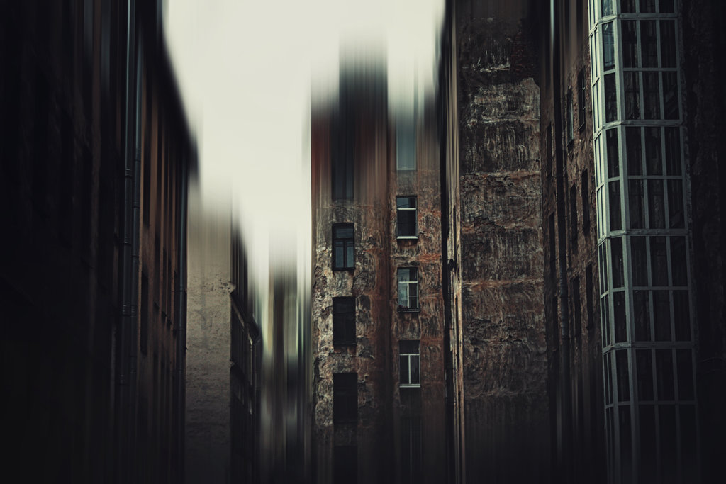 Alexey Pavolov - Falling City