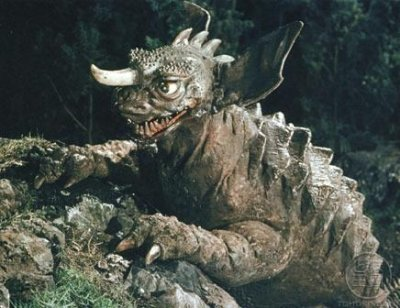 Japanese Monsters - Film - Ghidorah - Barugon