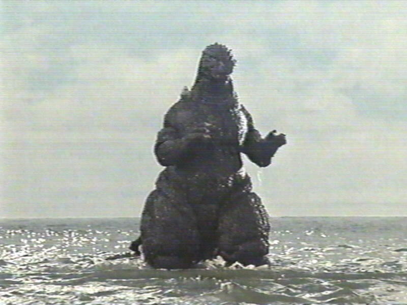 Japanese Monsters - Film - Godzilla
