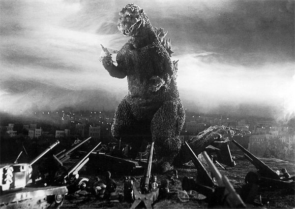 Japanese Monsters - Film - Kaiju