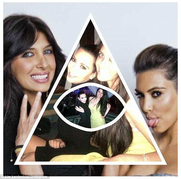 Kim Kardashian Illuminati Montage