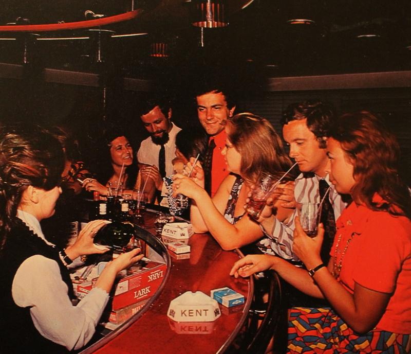Soviet Cruise 70s 80s Russia - Bar