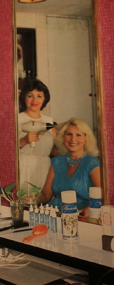 Soviet Cruise 70s 80s Russia - Hair Dresser