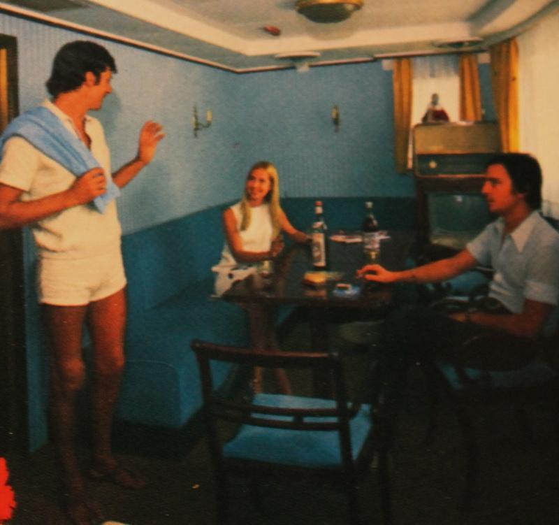 Soviet Cruise 70s 80s Russia - Leisure