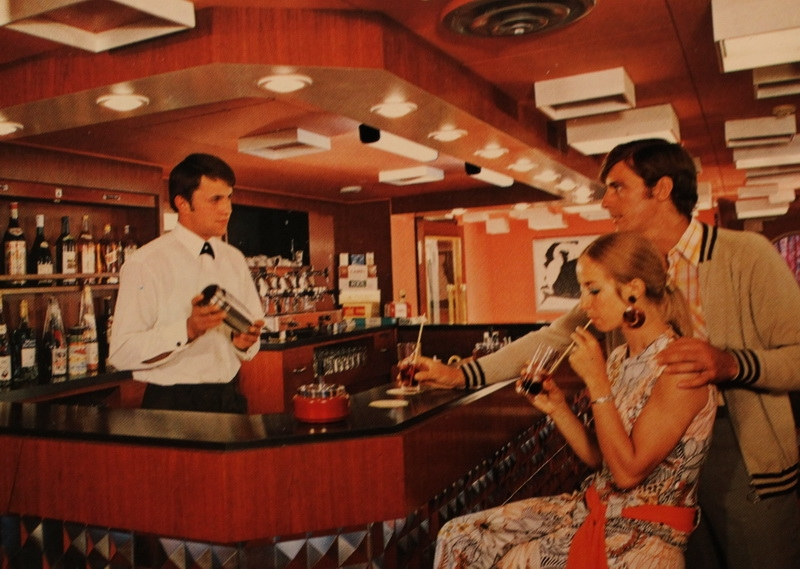 Soviet Cruise 70s 80s Russia - More Booze