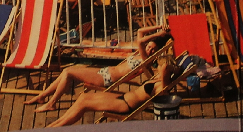 Soviet Cruise 70s 80s Russia - sunbather 2]