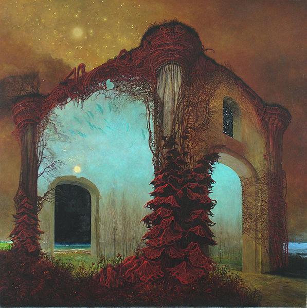 Zdzisław Beksiński - Polish Artist Visions Of Hell -