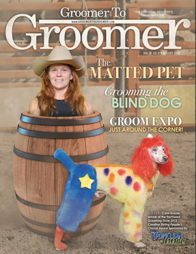 Groomer to groomer magazine - intergrooming - Barrel