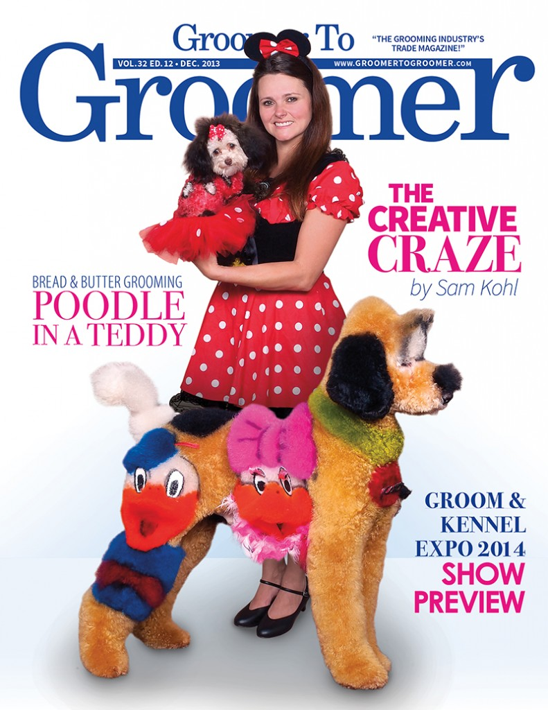 Groomer to groomer magazine - intergrooming - Disney