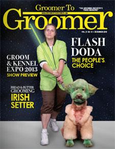 Groomer to groomer magazine - intergrooming - Yoda