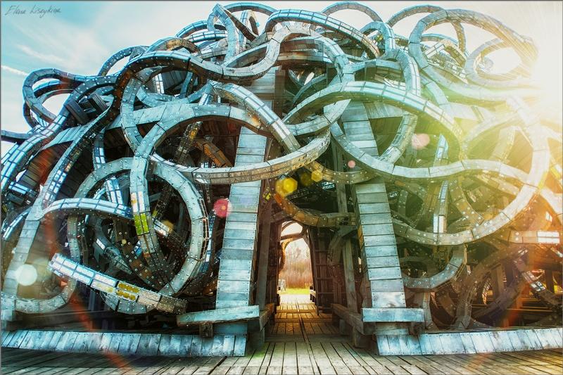 Kaluga - Russia - Wonderland Gallery - Aliens