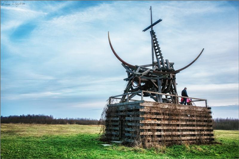 Kaluga - Russia - Wonderland Gallery - Bull