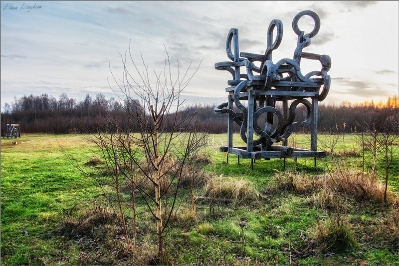 Kaluga - Russia - Wonderland Gallery - Structure