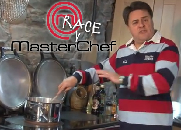 Nick Griffin - BNP - Cooking Show Beef Stew